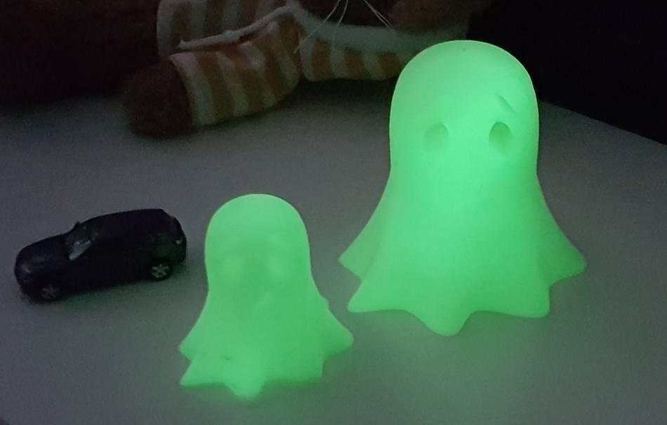 Ghost figurine