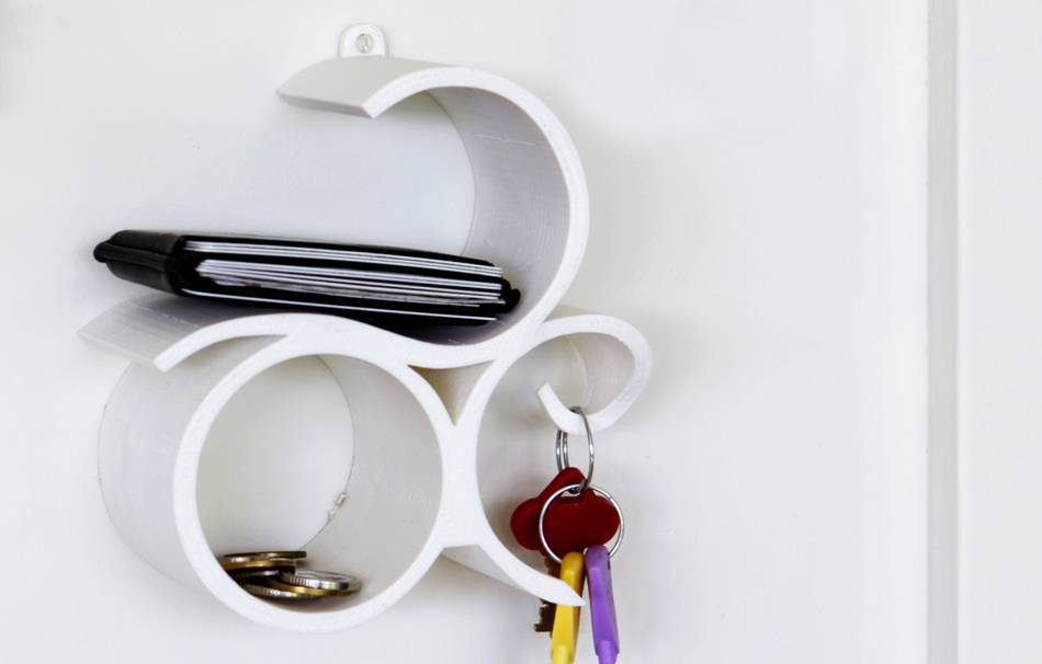 "Organizer shelf ""Poko"""